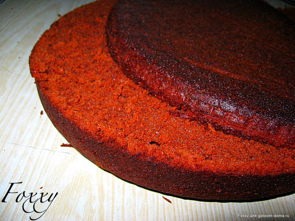 Приготовить торт дома пошагово
