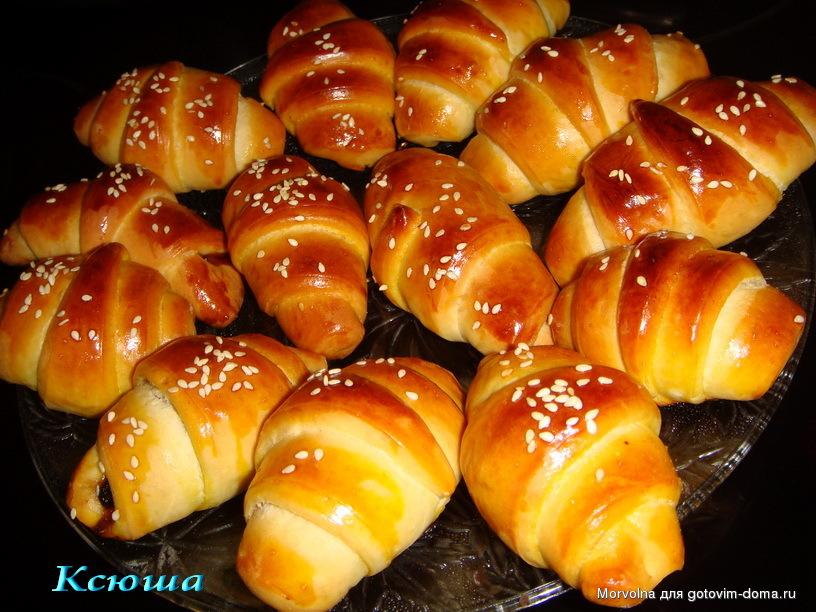 Пирожки, которые не черствеют, тесто Попутчица - рецепт с ...