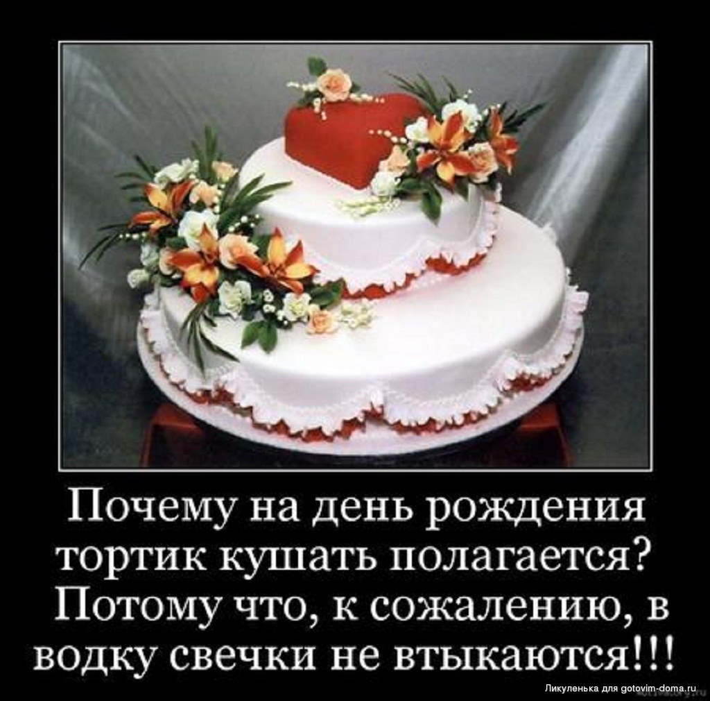 Поздравления с днем рождения в прозе кондитеру
