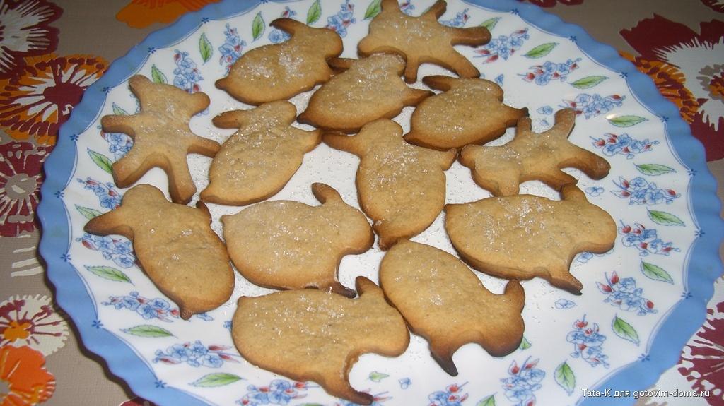 Готовим печенья рецепт фото