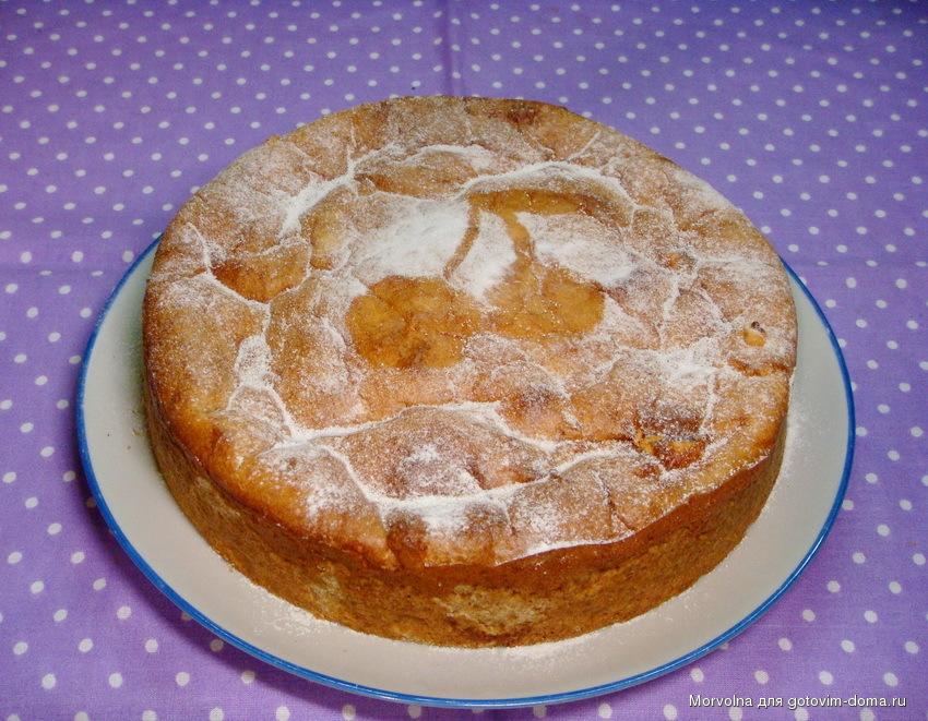 Как сделать что бы пирог не подгорал