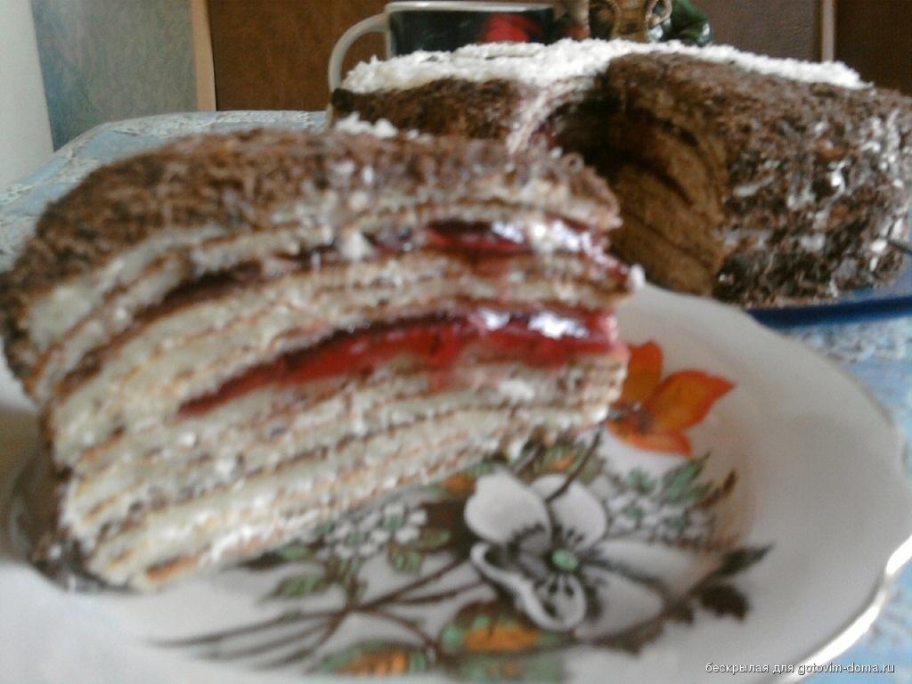 торт для начинающих рецепт легкий