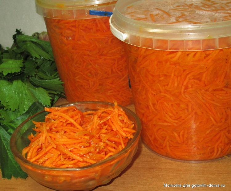 морковь по корейски на зиму рецепты с фото сортов большой выбор