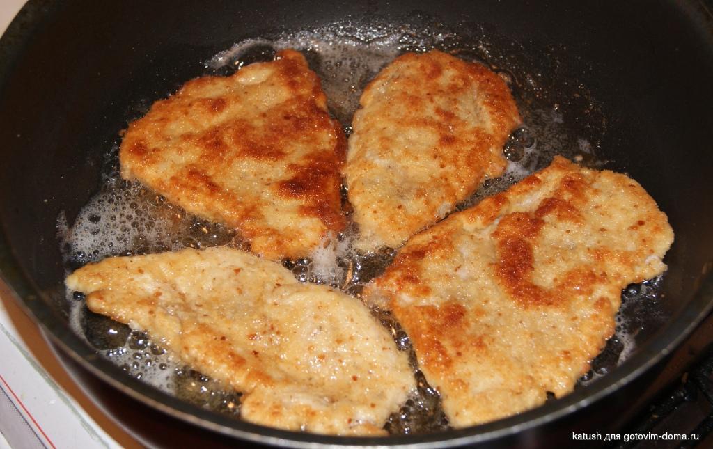 отбивная филе курицы рецепты с фото простые и вкусные