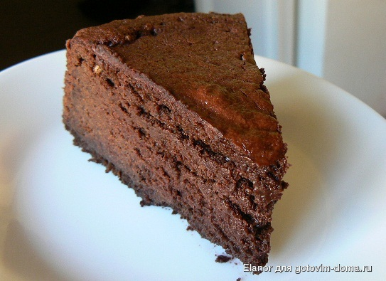 мокрый кекс рецепт с фото