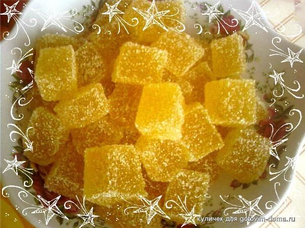 Как сделать мармелад из апельсинов