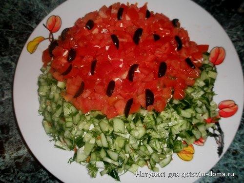 Салаты - 1982 рецепта приготовления пошагово - 1000.menu