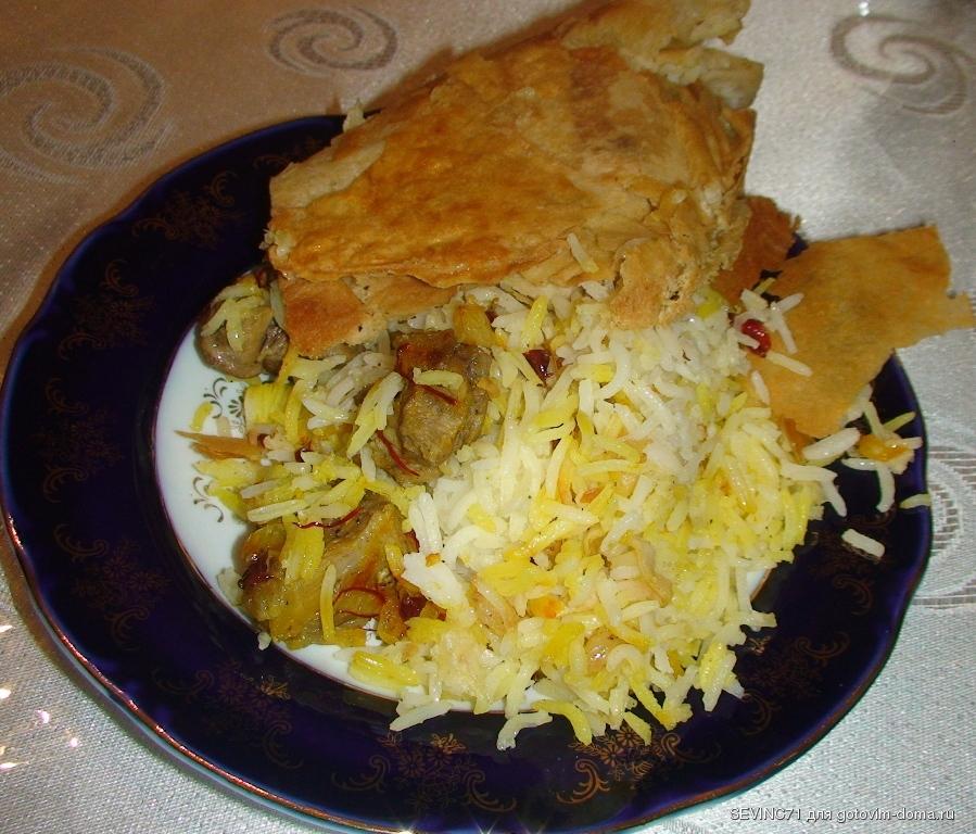 рецепт азербайджанского лаваша с фото