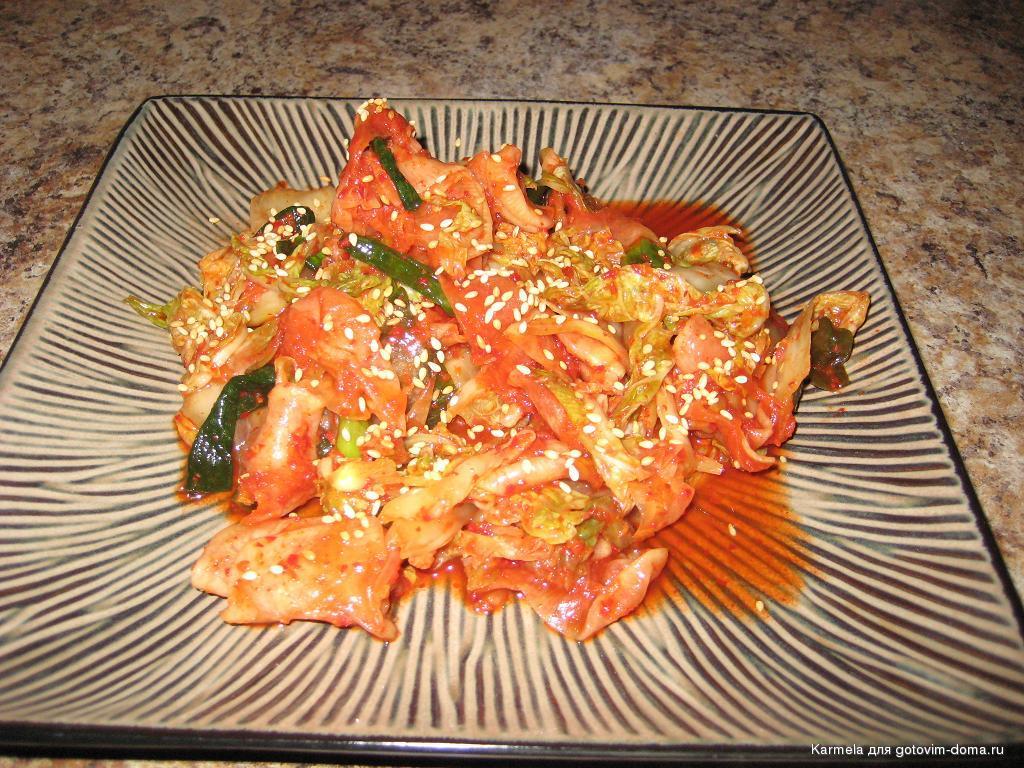 Рецепты корейских блюд на каждый день