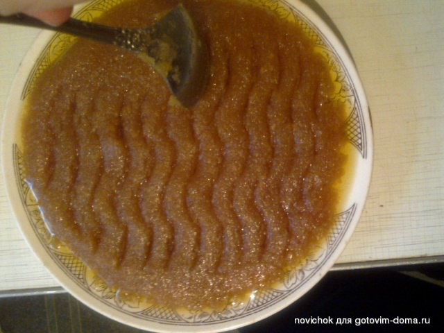 бакинская халва рецепт приготовление
