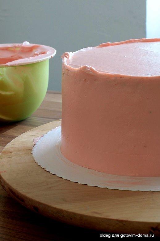 Рецепт крем из сыра маскарпоне для торта