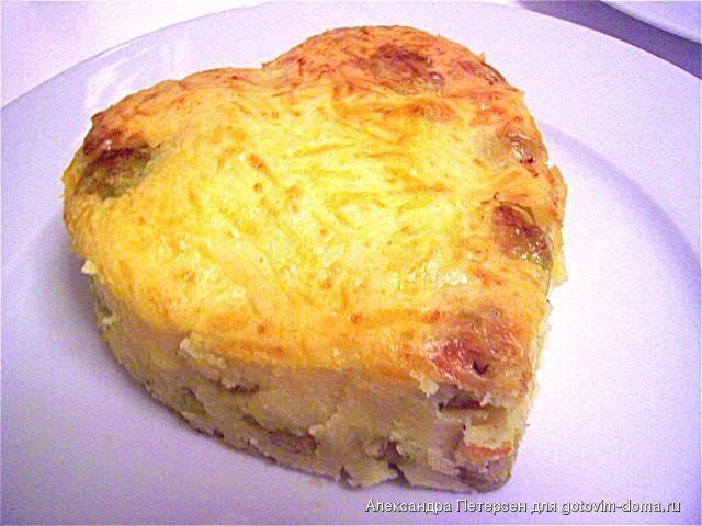 Что можно приготовить из куриной грудки с грибами и сыром