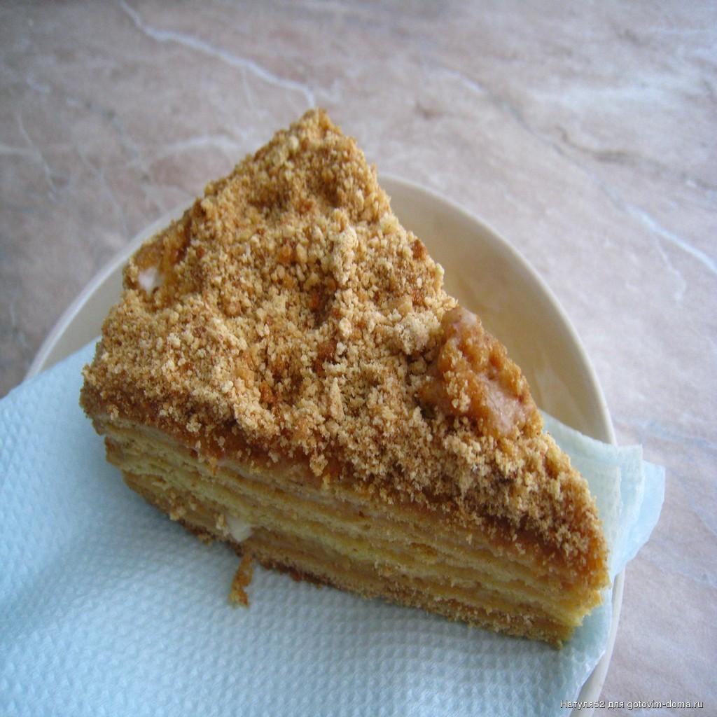 фото рецепт торт медовый в мультиварке рецепты с фото