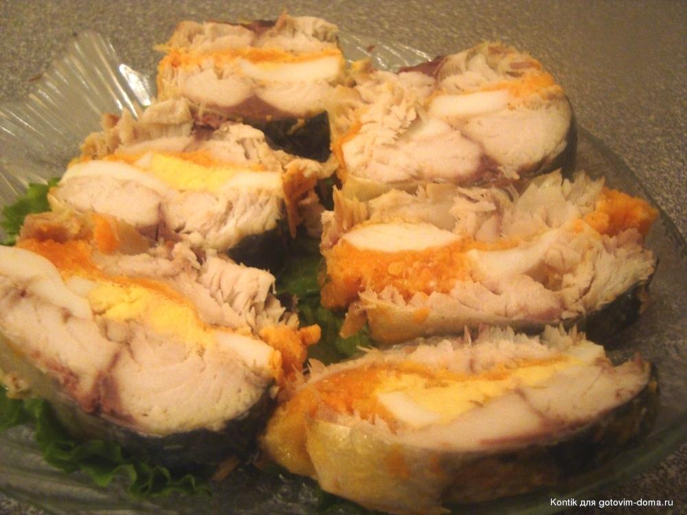 Блюда из скумбрии  рецепты с фото на Поварру 167