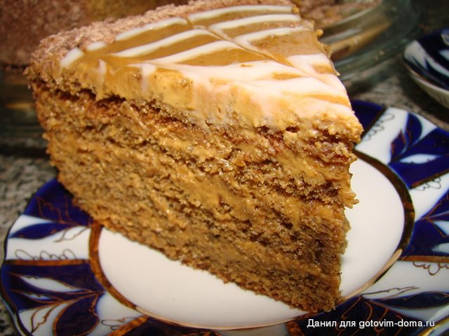 Бисквитное тесто на сгущенке - пошаговый рецепт с фото на 10