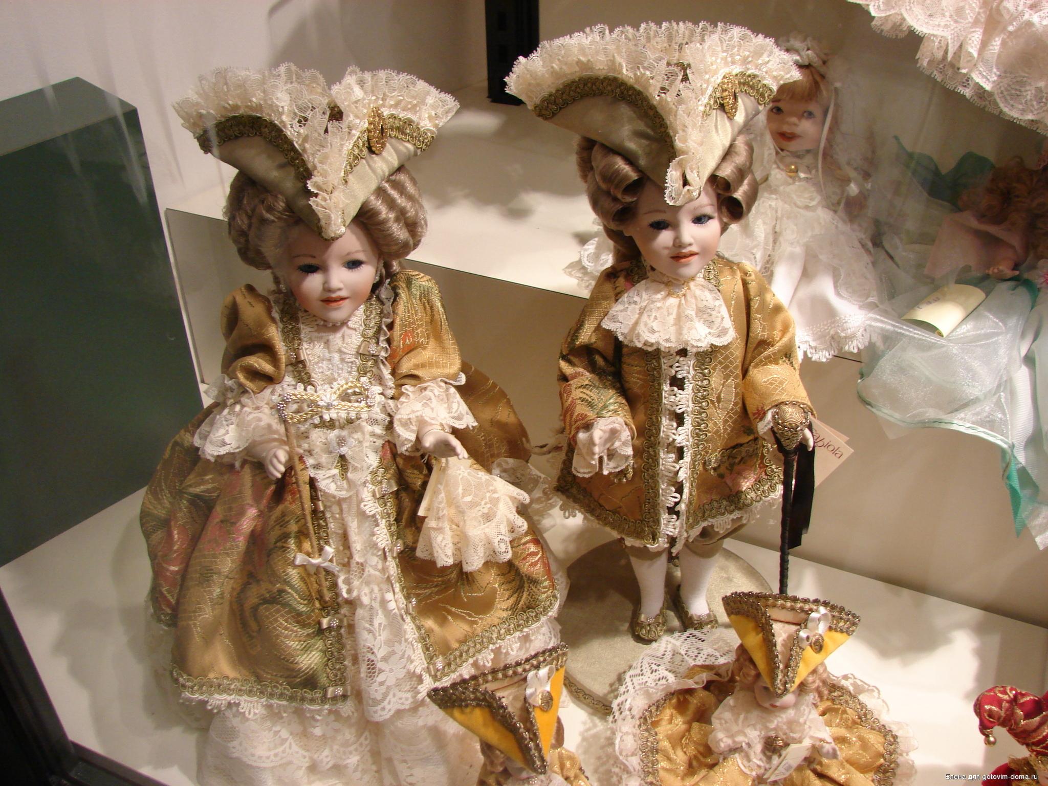 Кукла из керамики своими руками