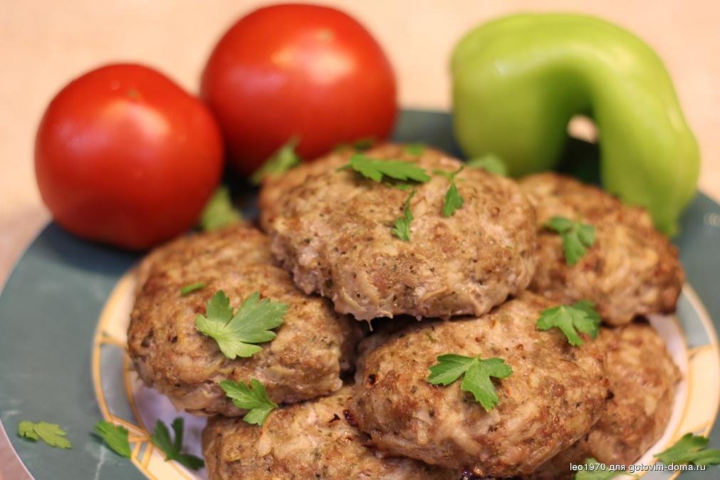 Котлеты рецепт из фарша с картофелем рецепт пошагово