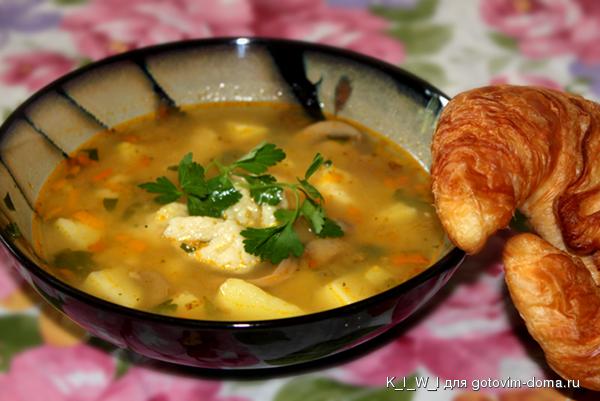 Супы Рецепты первых блюд Как приготовить вкусный суп
