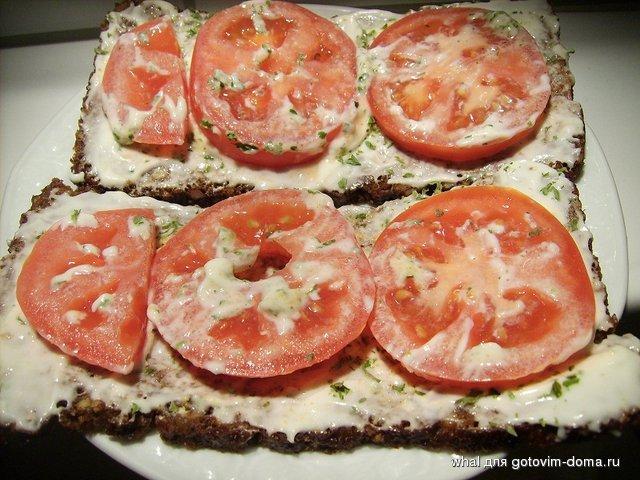 Бутерброды без колбасы и сыра