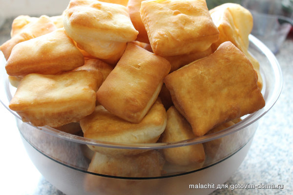 Блюда из толченой картошки