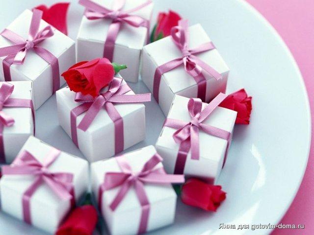 Как сделать бабе подарок на день рождения