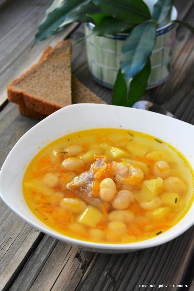фасолевый суп по грузинским рецептам