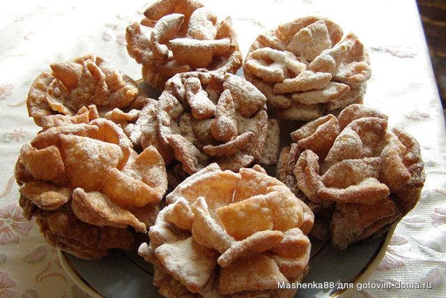 Печенье с водкой рецепт с фото