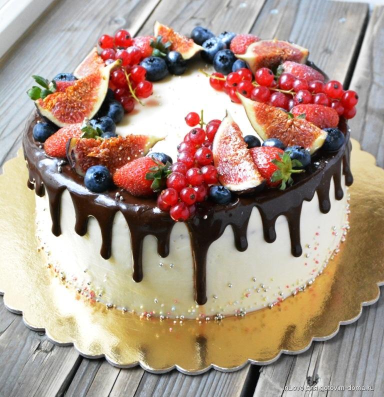 это радость торт украшенный фруктами рецепт с фото самом широком смысле
