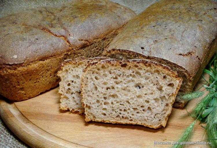 Люди, которые следят за фигурой, не приобретают дрожжевой хлеб и предпочитают домашнюю пищу магазинной.