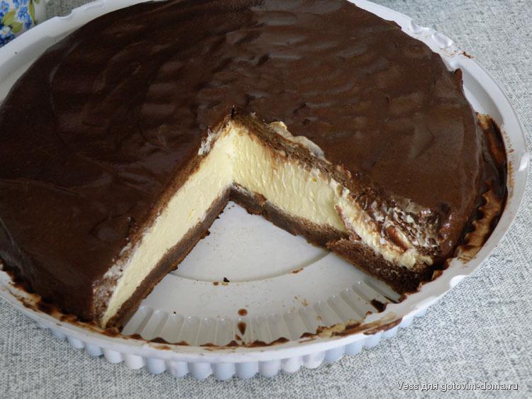 Птичье молоко рецепт торта с отзывами