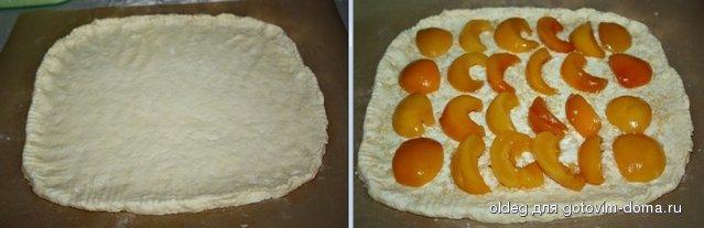 Как сделать заливку на пирог