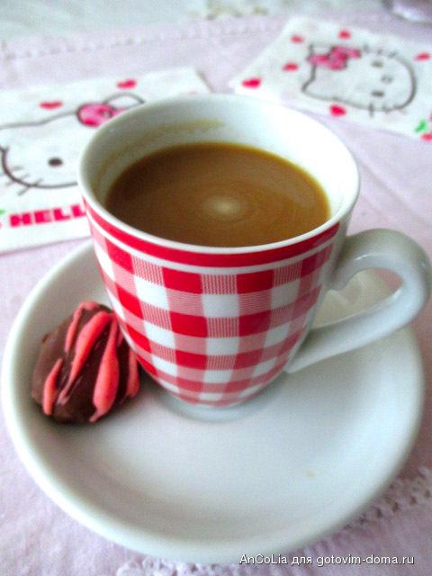 Диета на шоколаде и кофе