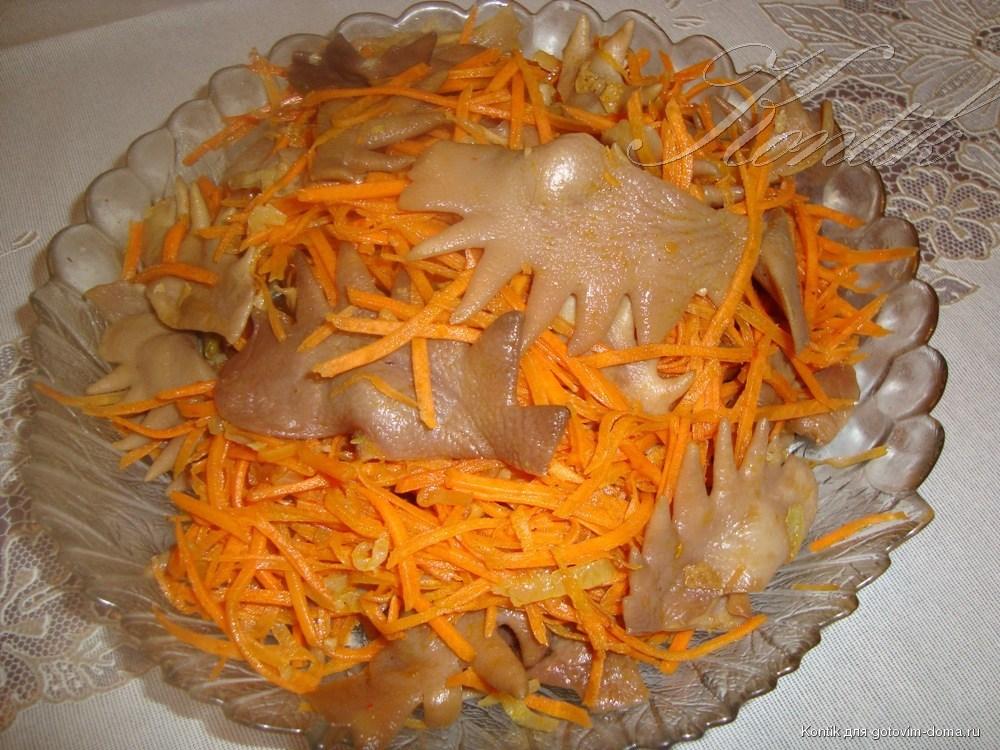 Блюда из куриных гребешков рецепты с фото