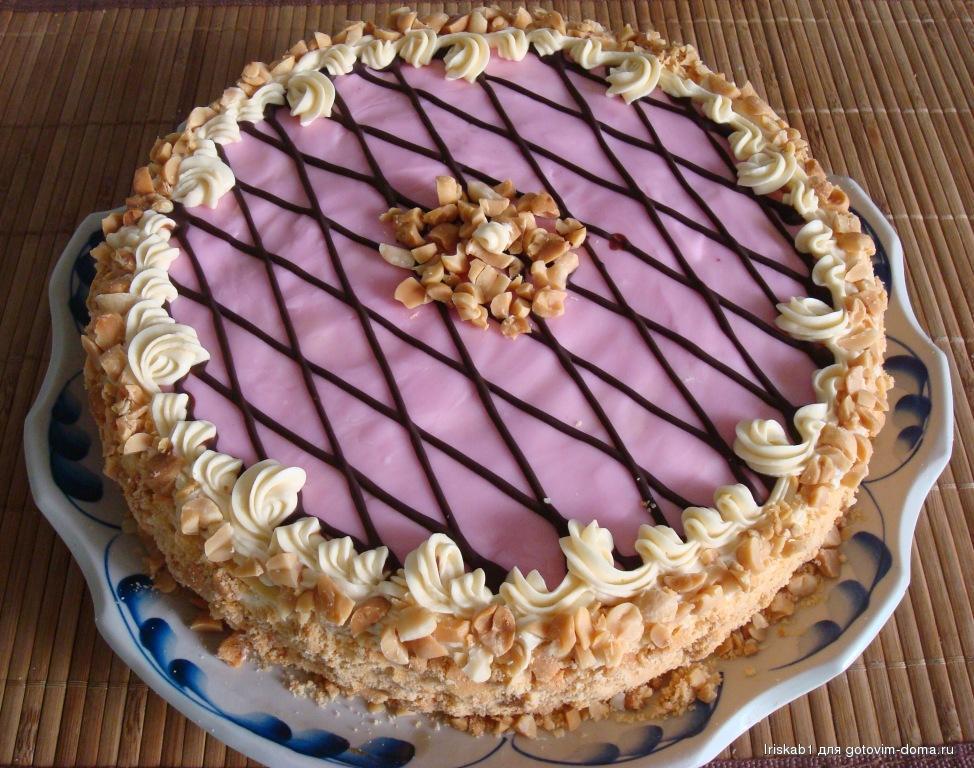 видно как оформляется торт пошаговый рецепт с фото может располагаться перпендикулярно