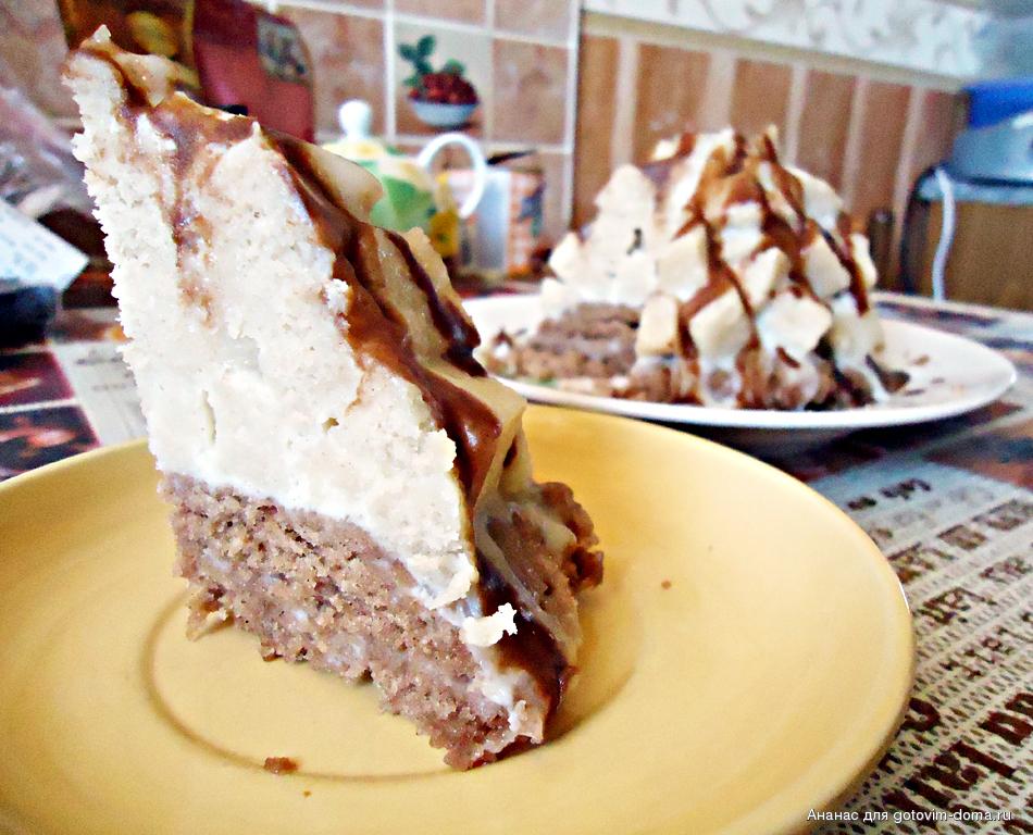 Торта ивашкины кудряшки с фото