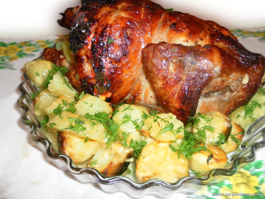 Блюда из целой курицы рецепты с фото