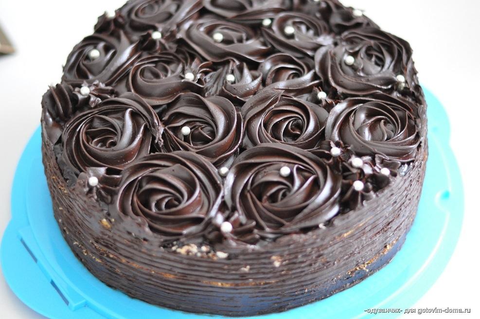 Николаевна 2016-12-19 торт с шоколадным кремом того