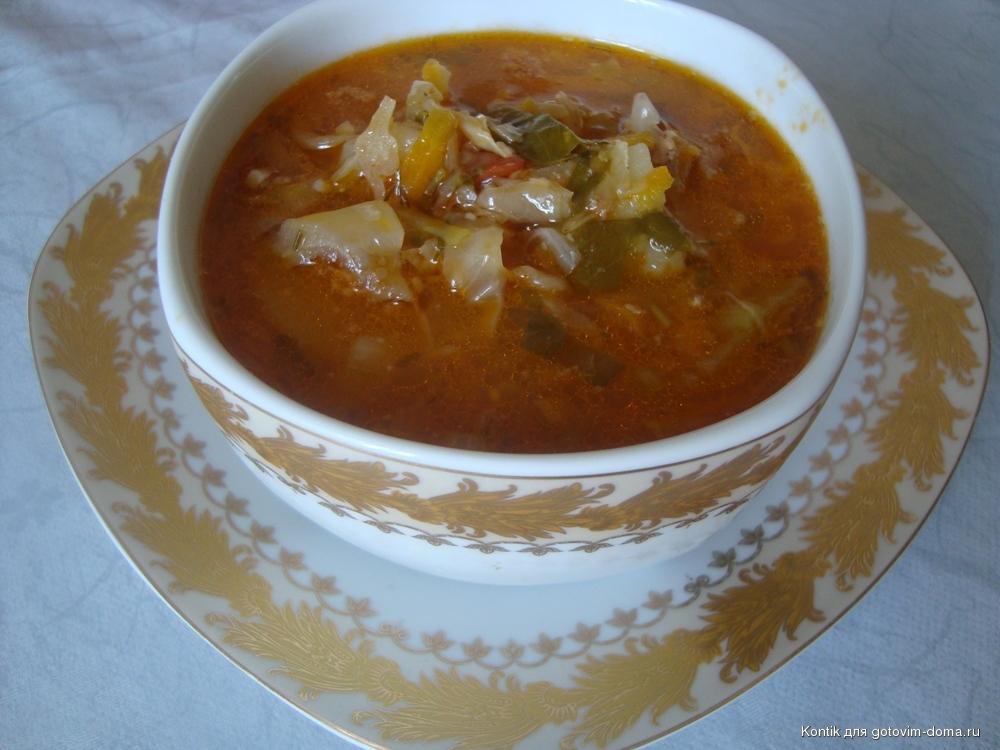 Как готовить суп с геркулесом