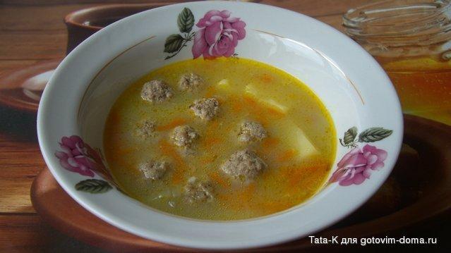 Как варить суп дал