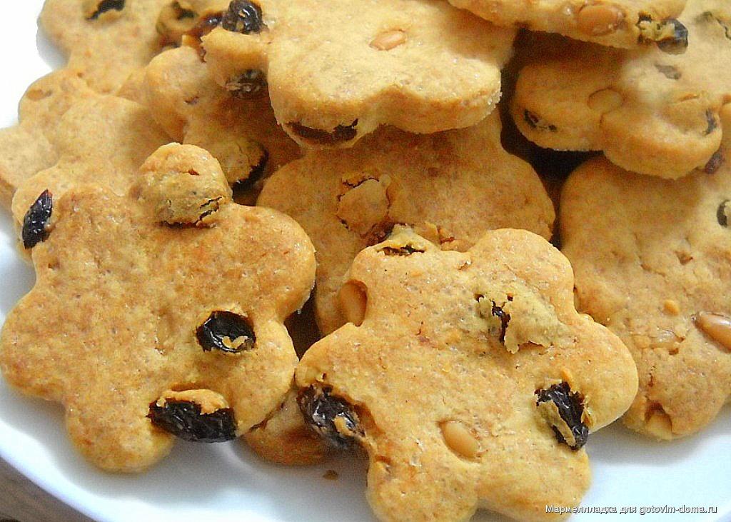 Как вкусно сделать печенье
