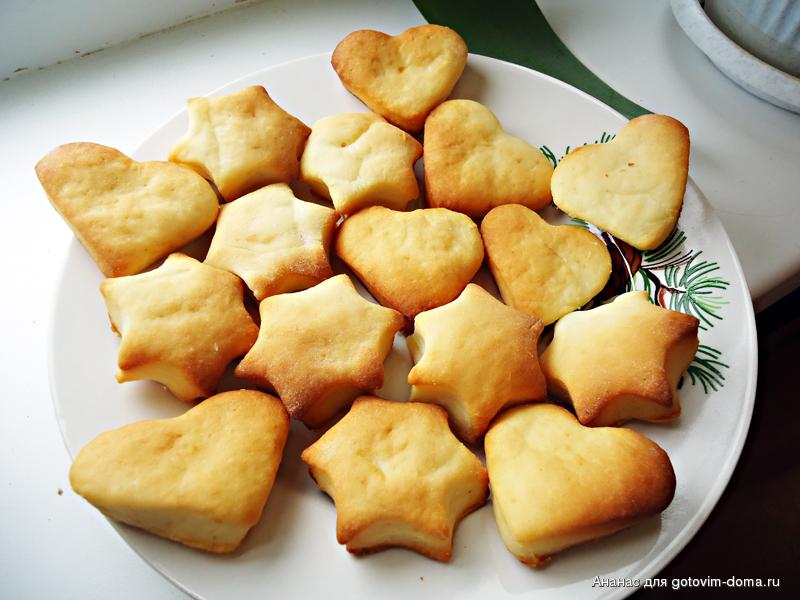 Печенья готовим дома