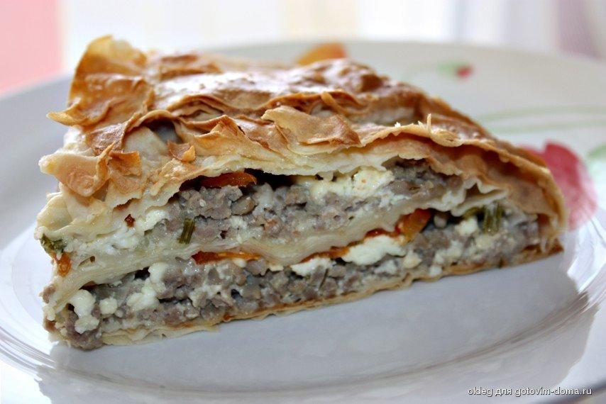 рецепты Албанская бюрек кухня