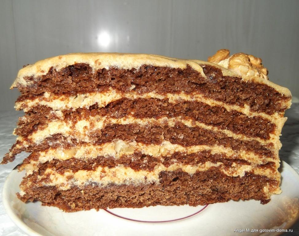 Торт капучино рецепт фото