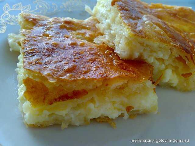 Слоеное дрожжевое тесто рецепт хачапури