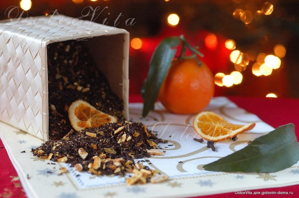 Готовим дома * Ароматный чай с пряностями (два рецепта) * Безалкогольные