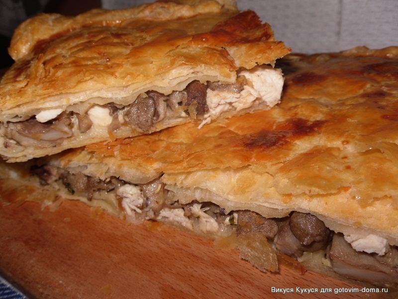 Рецепт приготовления теста для пирога с картошкой