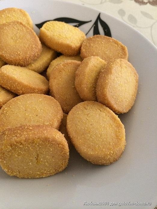 особенности, используемые кукурузное печенье рецепт с фото почти центр