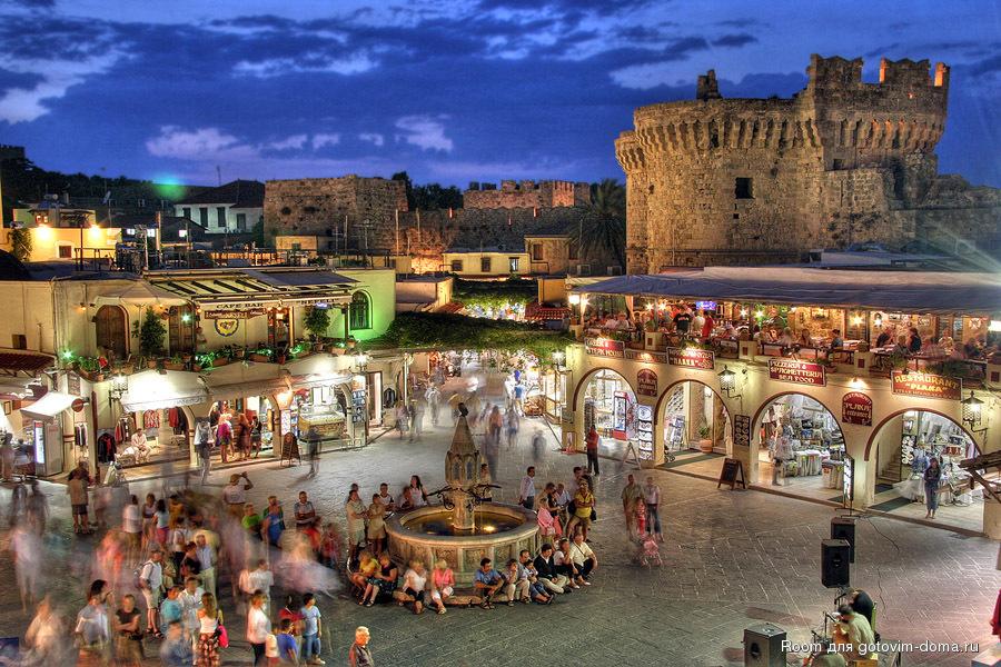 Афины или салоники где лучше