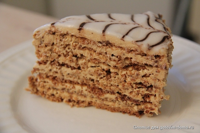 рецепт видео торт экстрерхазис