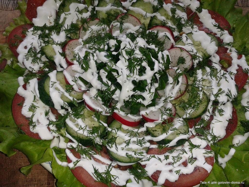 Азербайджански салаты